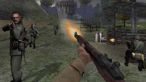 Medal of Honor Frontline PS3 ISO - Download PS3 USA ISO Free
